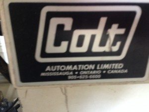 Colt Servo feed line for sale