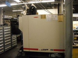 Cincinnati Arrow 750 Machining Center (3)