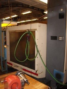 Cincinnati Arrow 750 Machining Center (7)