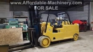 40,000lb. Capacity Royal Forklift For Sale!