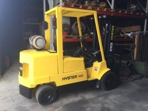 10,000lb Hyster S100 Forklift For Sale 5 Ton