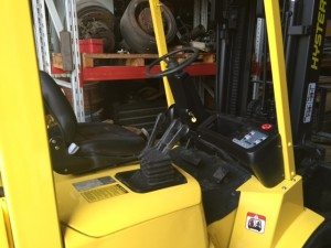 10000lb Hyster S100 Forklift For Sale 4