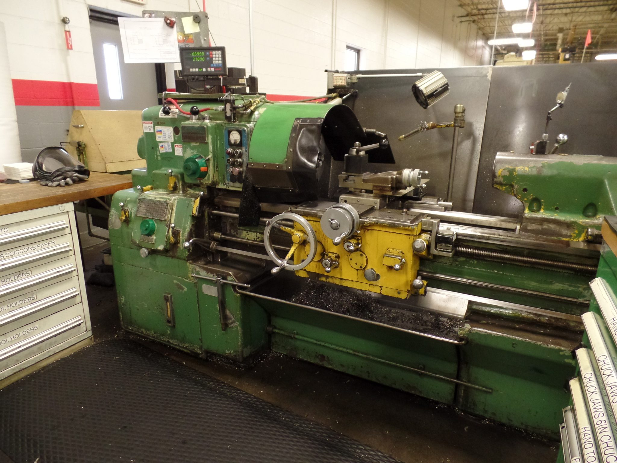 monarch used engine lathe for sale 610 affordable machinery