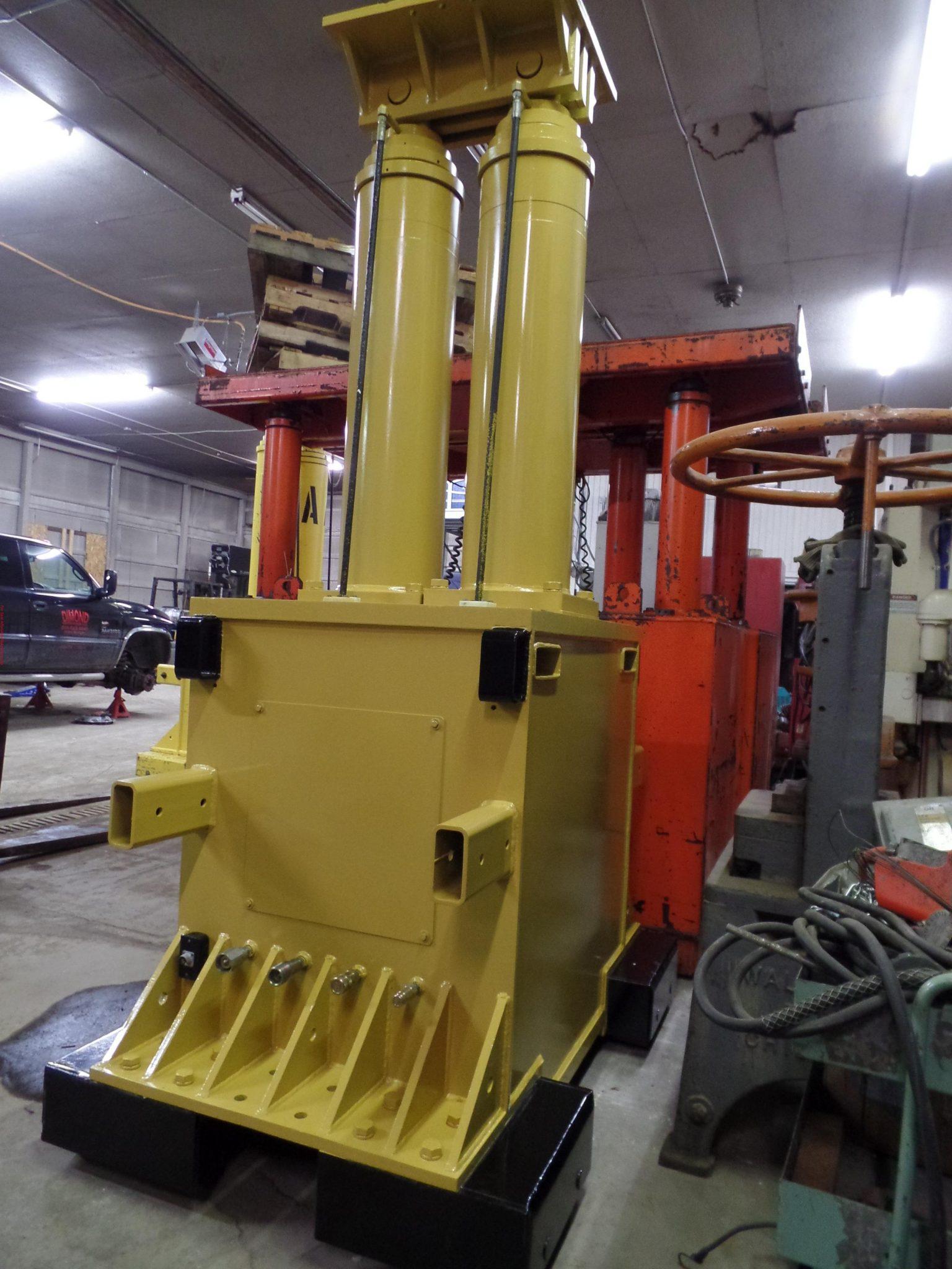 1,000 Ton Lift Systems Hydraulic Gantry Crane System For Sale