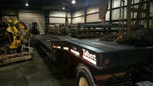 Used Talbert Rolling Axle Trailer For Sale