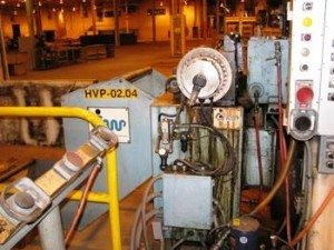 10,000lb. Capacity CWP Straightener Servo Feedline For Sale (1)