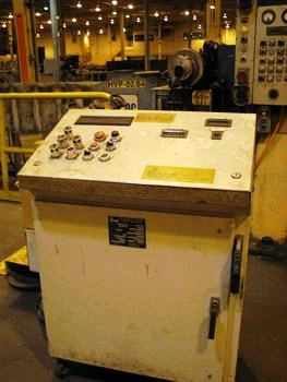 10,000lb. Capacity CWP Straightener Servo Feedline For Sale (8)