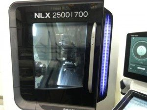 DMG Mori NLX2500-700 Turning Center For Sale (1)