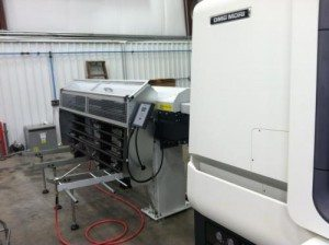 DMG Mori NLX2500-700 Turning Center For Sale (2)