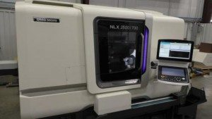 DMG Mori NLX2500-700 Turning Center For Sale (6)