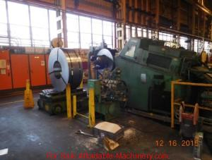 1,000 Ton Capacity Verson Straight Side Press For Sale (4)