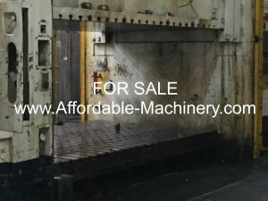 1000 Ton Komatsu Straight Side Stamping Press For Sale