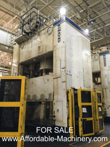 1,000 Ton Used Komatsu Straight Side Presses For Sale | Call