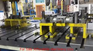 200 Ton Capacity Verson Straight Side Press For Sale