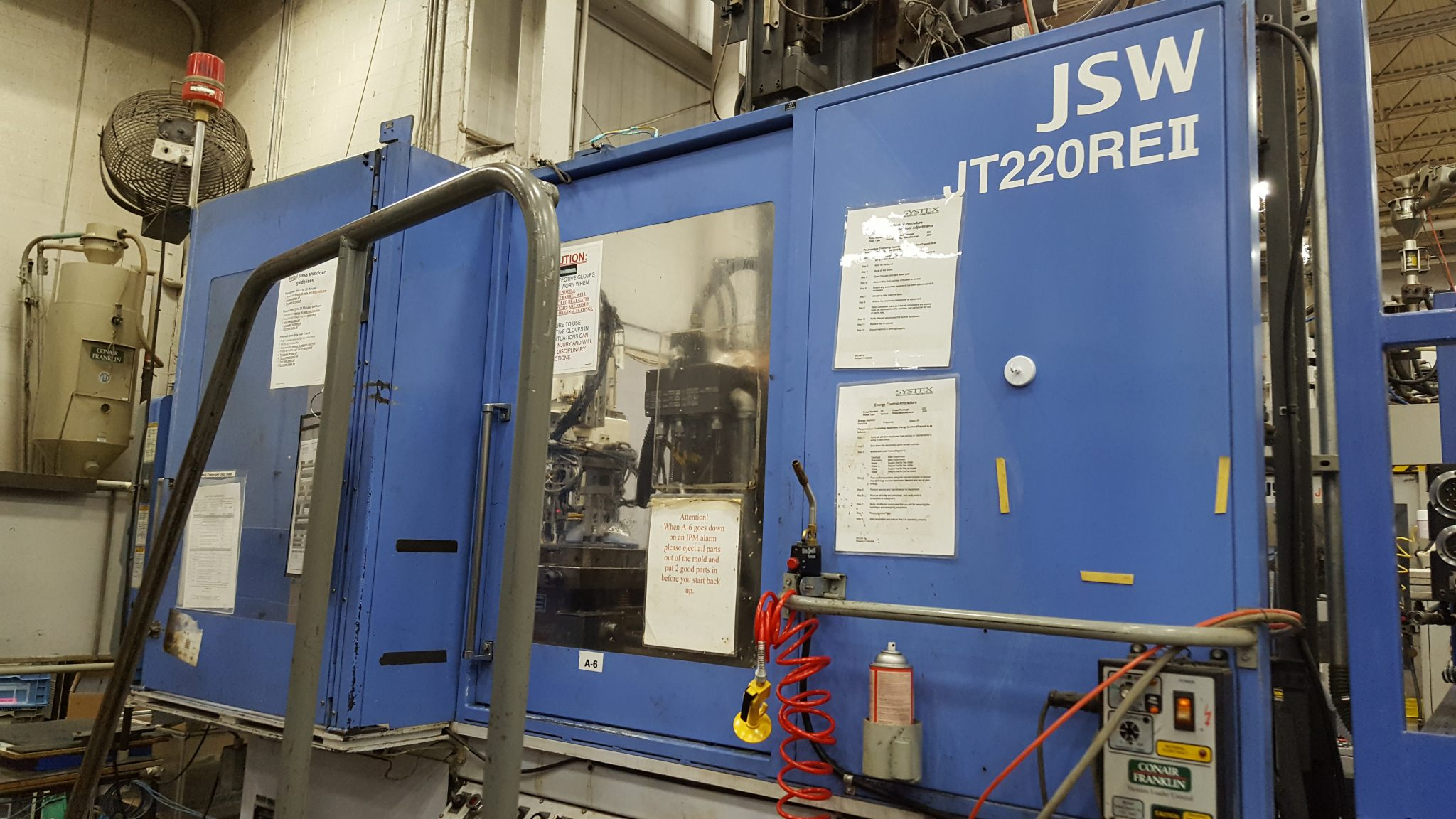 Used Plastic Injection Molding Machines For Sale | Affordable
