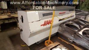 Used Haas Servo Bar Feeder 300 For Sale