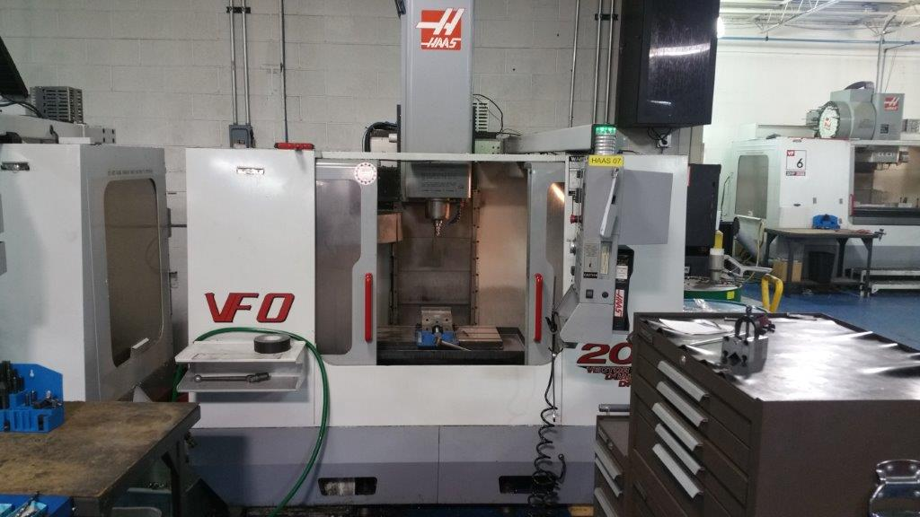 Cnc Mill For Sale >> Used Haas Vf 0 Cnc Mill For Sale Call 616 200 4308affordable Machinery