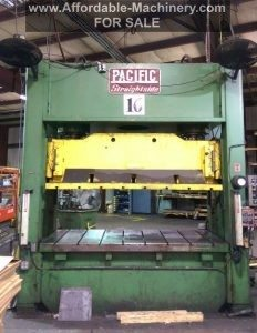 200 Ton Pacific Hydraulic Press For Sale (6)