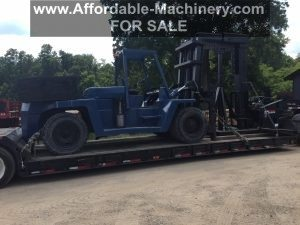 30,000lb Capacity Clark Forklift For Sale 15 Ton