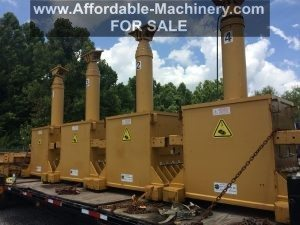 400 Ton Capacity Lift Systems 4-Point Hydraulic Gantry (1)