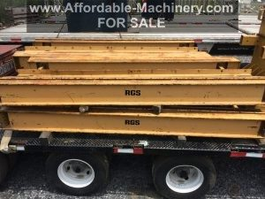 400 Ton Capacity Lift Systems 4-Point Hydraulic Gantry (2)