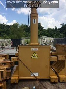 400 Ton Capacity Lift Systems 4-Point Hydraulic Gantry (3)