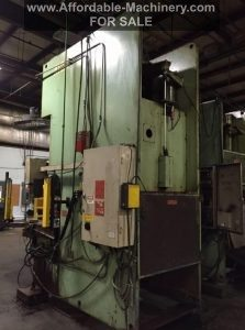 220 Ton Capacity Aida Single Point Gap Press For Sale (3)