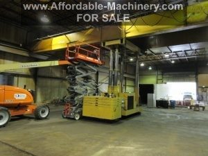 50 Ton Capacity Riggers Manufacturing Tri-Lifter For Sale (3)