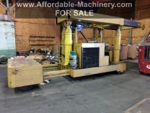 50 Ton Capacity Riggers Manufacturing Tri-Lifter For Sale (9)