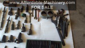 Kearney Trecker Horizontal Mill For Sale 8