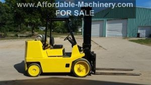 15,500lb. Capacity Yale Forklift For Sale