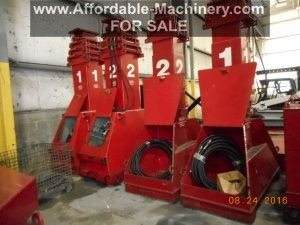 J&R Lift-N-Lock Hydraulic Gantry For Sale