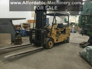 20,000lb. Capacity Cat Forklift For Sale
