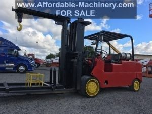 30,000lb. Capacity Cat T-300 Forklift For Sale 15 Ton