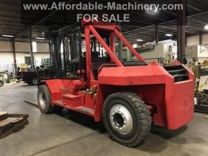 36,000lb. Capacity Taylor Forklift For Sale