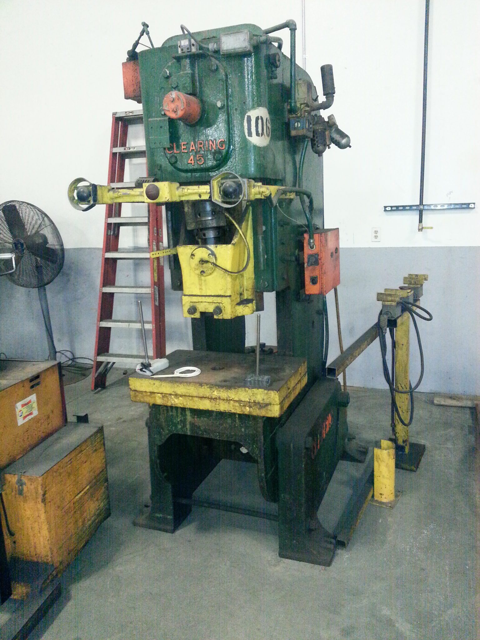 45 Ton Clearing Press For Sale