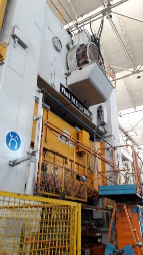 Used 1,000 Ton Mecfond-Danly Press For Sale