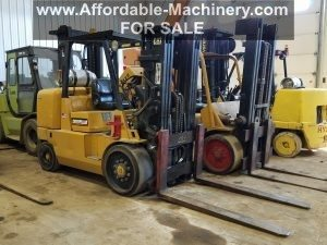 15,500lb. Capacity Cat Forklift For Sale