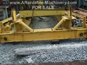 15 Ton Capacity R & M Overhead Bridge Crane For Sale