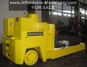 30000lb. Elwell Parker Hydraulic Die Cart For Sale