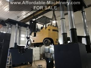 600 Ton Riggers Hydraulic Gantry System For Sale