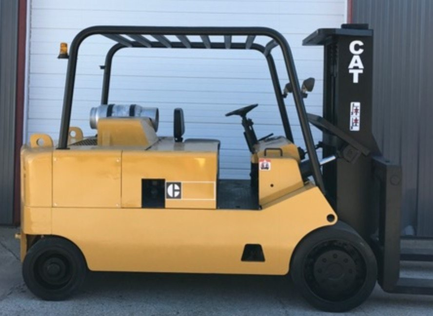 CAT T200 20000lb Forklift For Sale