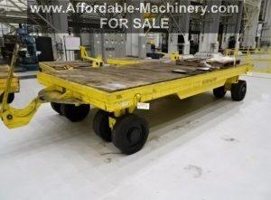 100,000lb. Capacity Irwin Die Cart For Sale