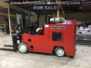 30,000lb. Capacity Elwell Parker Forklift For Sale