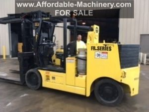 40,000lb. to 60,000lb. Capacity Hoist Forklift For Sale