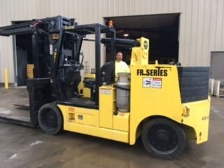 40,000lb. to 60,000lb. Capacity Hoist Forklift For Sale 20 Ton 30 Ton