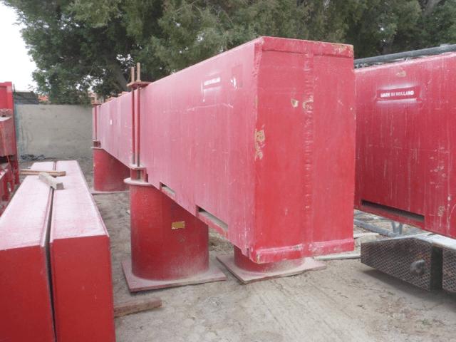 500 Ton Capacity Lift -N- Lock Hydraulic Gantry For Sale