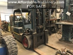 15,000lb. Capacity Hyster Forklift For Sale