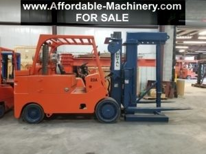 22,000lb. Capacity Royal Forklift For Sale