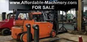 40/60 Versa-Lift Forklift For Sale